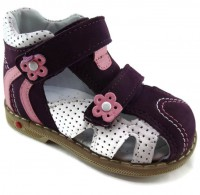 Mini-Shoes сандалии 2001 сирень